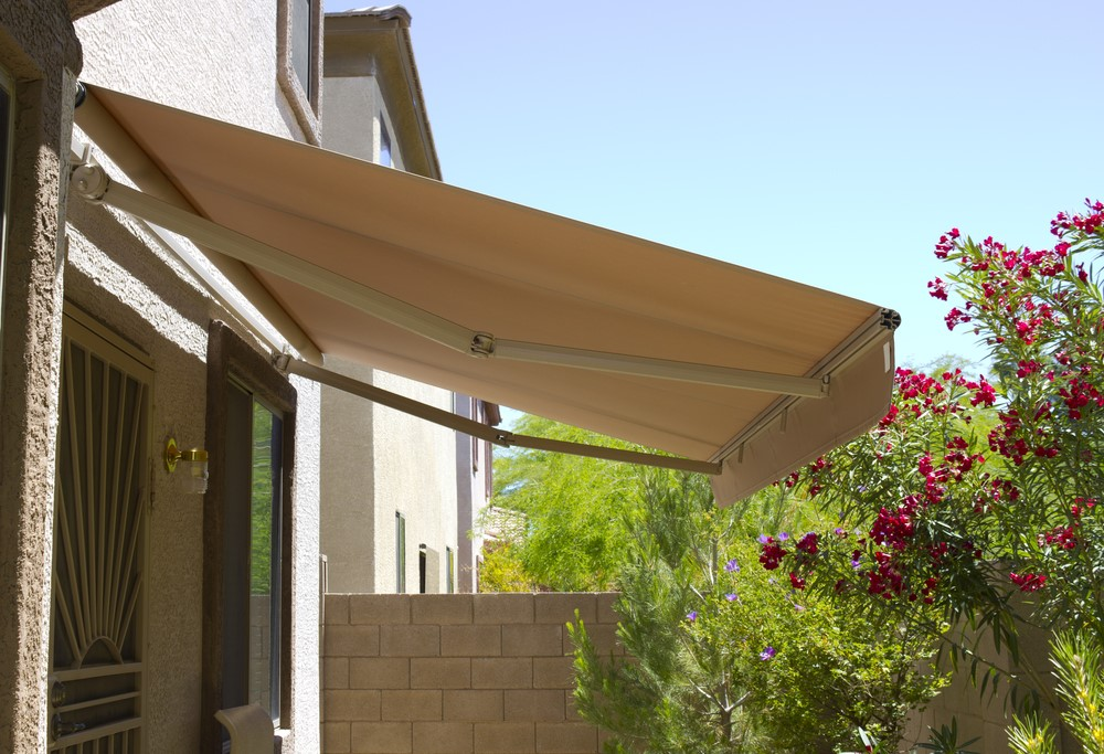 Replacement fabric for patio retractable awnings all for Balcony awning